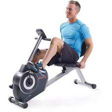 Weslo Pursuit G 3.1 Personal Home Workout Magnetic Recumbent Exercise Bike