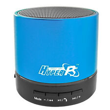 Hyper Wireless Bluetooth Speaker Handsfree Mic TF Card For Mobile Royal Blue
