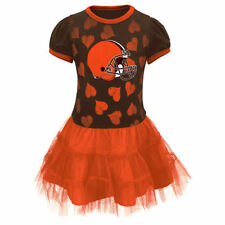Cleveland Browns Outerstuff Toddler Girls Love To Dance Tutu Dress Dress - Brown