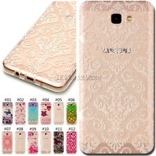 Silicone Rubber TPU Shockproof Soft Skin Cover Case For Samsung Galaxy J7 Prime