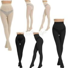 Sissy Women's Compression Super Elastic Stockings Pantyhose Slim Magical Tights