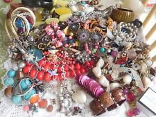 Lovely HUGE Mixed Job Lot of Costume Jewellery