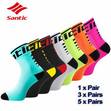 Santic Cycling Low Socks Anti-sweat Breathable Outdoor Sport Running Bicycle Lot