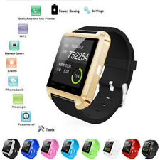 Smart Wrist Watch Phone Bluetooth Mate For IOS Android iPhone Samsung U