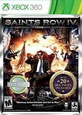 Saints Row IV -- National Treasure Edition New & Factory Sealed For Xbox 360