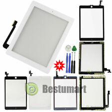 Touch Screen Glass Digitizer Lens Replacement For iPad 2 3 4 Air 2 Mini 1 2 3
