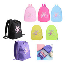 Lovely Girls Backpack Dance Bag Shoulder Bag Ballet Tutu Tap Quilted Dress Multi
