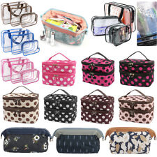 Travel Cosmetic Makeup Bag Toiletry Beauty Wash Handbag Organizer Storage Pouch