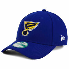 St. Louis Blues NHL Chase New Era 9FORTY Adjustable Hockey Hat Cap Lid STL Men's