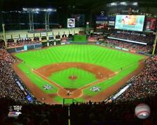 Minute Maid Park Houston Astros World Series Game 5 Photo UR087 (Select Size)