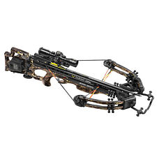 Tenpoint Stealth FX4 Crossbow 3x Pro-View 2 Scope Package Acudraw 370 FPS