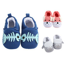 Baby Soft Sole Shoes Shoes Sneakers Infant Walker Cotton Shoes for 0-18 Months