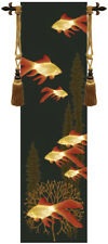 Fish I French Classical Woven Art Wall Hanging Home Decor Tapestry