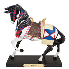 Janet Crow Regalia Trails of the Painted Ponies - Figurine Brand New