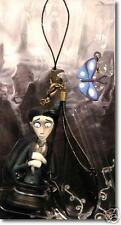 CORPSE BRIDE VICTOR Cell Phone Strap! JOHNNY DEPP