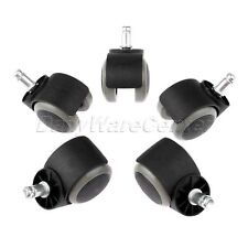 """2"""" Durable Office Furniture Chair Caster Wheel Replacement Roller Floor Protect"""