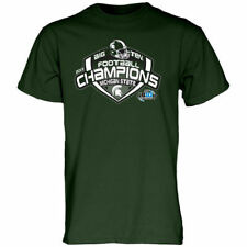 Michigan State Spartans Step Ahead Sportswear Conf Champs Ss  - Green