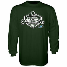 Michigan State Spartans Step Ahead Sportswear Conf Champs   - Green