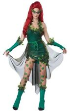 Lethal Beauty Sexy Poison Ivy Costume Genuine California Costumes - New