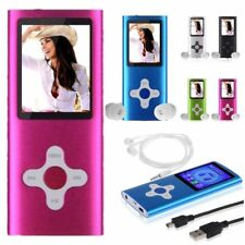 32GB MP3 MP4 Player Portable LCD Screen FM Radio ,Video ,Games&Movie +Earphone