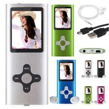 "Digital MP3 MP4 Player 1.8"" LCD Screen FM Radio&Video&Games&Movie 8GB/16GB/32GB"