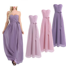 Hot Prom Dresses Bridesmaid Formal Party Long Wedding Dress Evening Cocktail