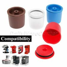 4pcs Set Stainless Steel Refillable Reusable Coffee Capsule Filter For Nespresso