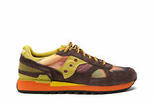 SAUCONY Mens Sneakers SHADOW O' CHAMONIX Brown Shoes LIMITED EDITION S70283-5