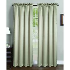RT Designers Collection Lavon Crushed Satin 84-inch Rod Pocket Curtain Panel