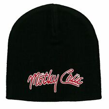 The Clash, Kiss, Motley Crue, The Who and Pink Floyd Warm Adult Hat Cap