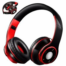 Foldable Wireless Bluetooth Headphones Stereo Headset Handsfree For iPhone Hot