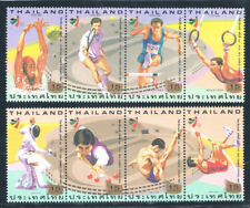 THAILAND 2008 SEA Games Surcharged 15b (Sport)