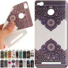 Protective Skin TPU Silicone Rubber Gel Soft Cover Case Back For Xiaomi Phones