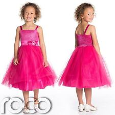 Girls Pink Dress, Girls Party Dress, Pink Prom Dress, Girls Dresses