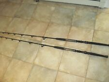 TWO NEW Lamiglas Graphite  Big Game Trolling fishing rod 20/30 AFTCO Components