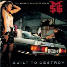 The Michael Schenker Group - Built To Destroy (Picture disc) NEW LP