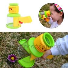 Children Bug Catcher Viewer Insect Magnifier Nature Exploration Microscope Gift