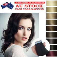 """Premier 6A 18"""" Indian Tape in 100% Remy Real Human Hair Extension in AU Stock"""