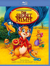 The Secret of NIMH (Blu-ray Disc, 2011) New