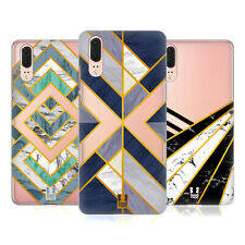 HEAD CASE DESIGNS DECORATIVE MARBLE COLLECTION BACK CASE FOR HUAWEI PHONES 1
