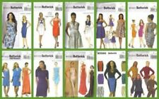 Butterick Sewing Pattern Misses Size 14 16 18 20 w Plus size