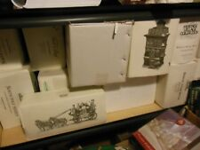 CHRISTMAS DEPT 56 VILLAGE HOUSES  NORTH POLE, SNOW VILLAGE, DICKENS, COPPERFIELD