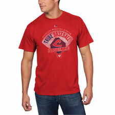 Cleveland Indians Majestic Cooperstown Collection Strategic Advantage T-Shirt -