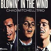 Blowin in the Wind Mitchell, Chad Trio Audio CD