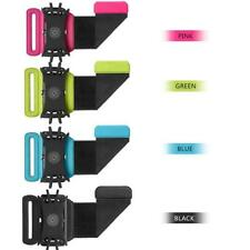 Sports Wristband 180° Rotatable Phone Holder Forearm Running Cycling Gym D