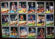 (58 CARDS) 1979 TOPPS LOT EX to NRMT   NICE!!!!