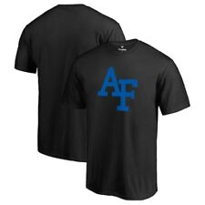 Air Force Falcons Fanatics Branded Primary Logo T-Shirt - Black