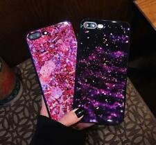 Shining Soft Silicone Bling Glitter Case Cover for iPhone Xs Max XR X 8 7 6 Plus