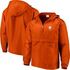 Clemson Tigers Champion Packable Jacket - Orange