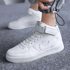 Men's Retro Air 1 High Top Classic Sneakers Jogging Soft Running Athletic Shoes